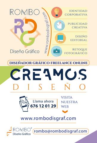 ROMBO DISEÑO GRÁFICO,  FREELANCE ONLINE - foto 2