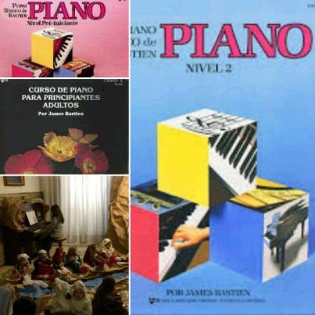 PIANO Y LENGUAJE MUSICAL