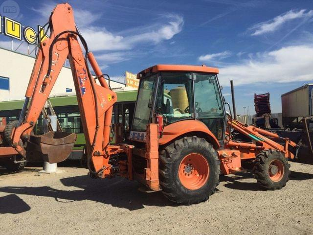 RETRO MIXTA FIAT HITACHI FB 110 CV CLIMA
