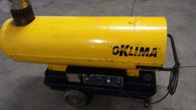 CAÑON GASOIL Nº5 OKLIMA SE160 55KW - foto 1