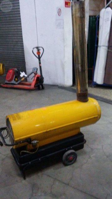 CAÑON GASOIL Nº6 OKLIMA SE160 INDIRECTA - foto 1
