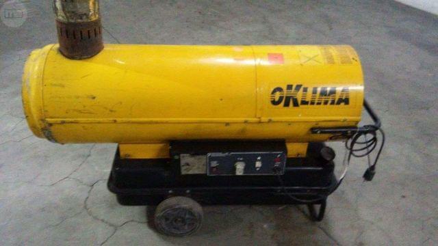 CAÑON GASOIL Nº6 OKLIMA SE160 INDIRECTA - foto 2