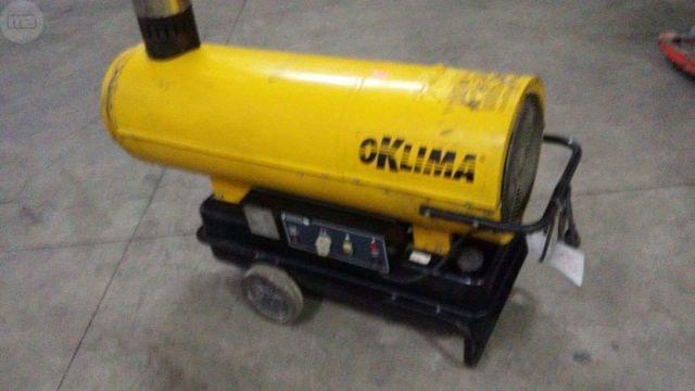CAÑON Nº11 GASOIL OKLIMA SE160 55KW - foto 1