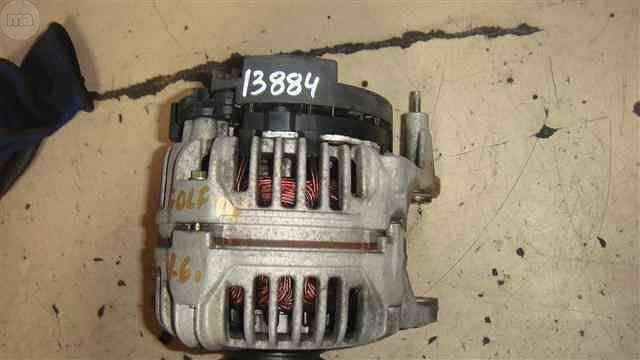 ALTERNADOR VW GOLF IV AZD