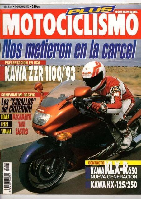 Revista Motociclismo Numero 1289
