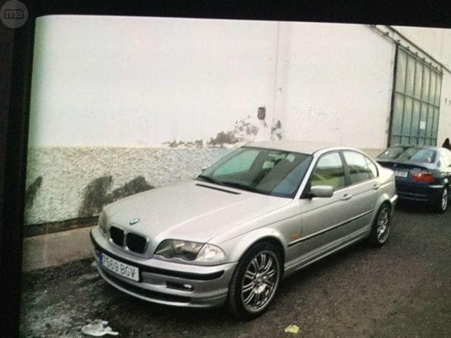 BMW - E46 320D. NACIONAL.