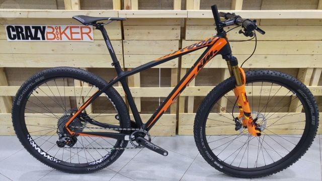 KTM MYROON 29 RS1 O FOX SC