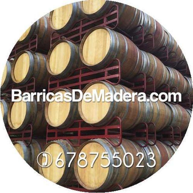 BARRICAS DECORACION