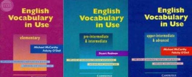 ENGLISH IN USE PACK PDF AUDIOS
