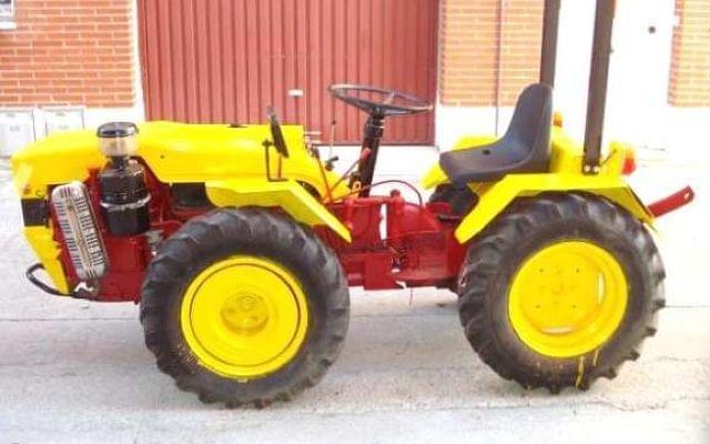 MINI TRACTOR PASQUALI 996