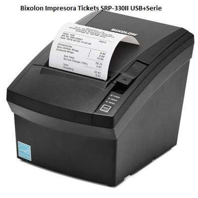 BIXOLON IMPRESORA TICKETS