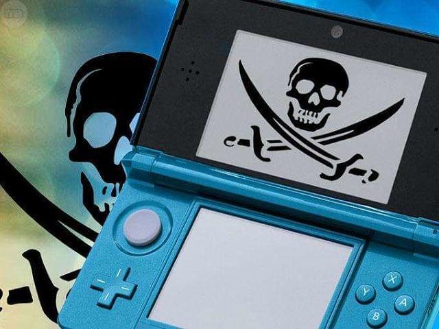 PIRATEAR 3DS Ó 2DS (NEW Y OLD , XL Ó NO)