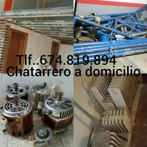 COMPRO BATERÍAS Y CHATARRA CHATARRERO