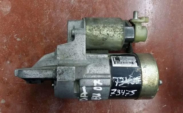 MOTOR ARRANQUE MAZDA 3 2. 0 16V
