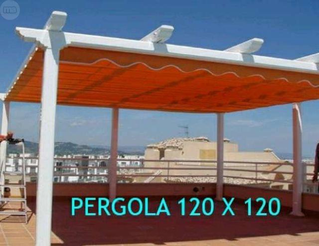 TOLDOS Y PERGOLAS - foto 4