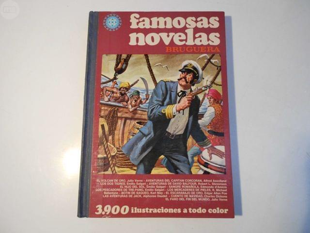 aa46d73f6 COMIC FAMOSAS NOVELAS BRUGUERA(V. 7)