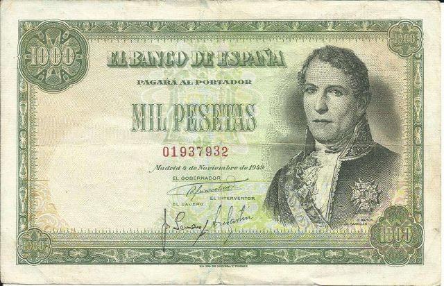 Vendo Mi Coleccion De Billetes