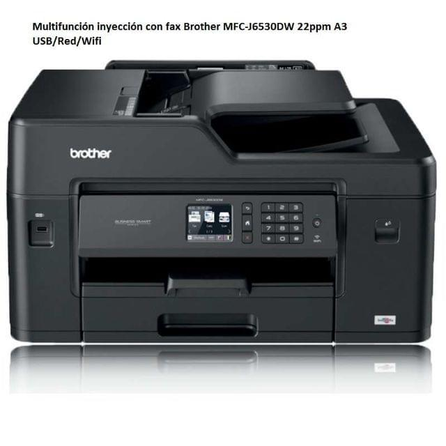 BROTHER MFC-J6530DW 22PPM - IMPRESORAS