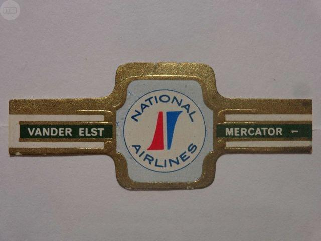 Insignias Aviacion Comercial - Mercator