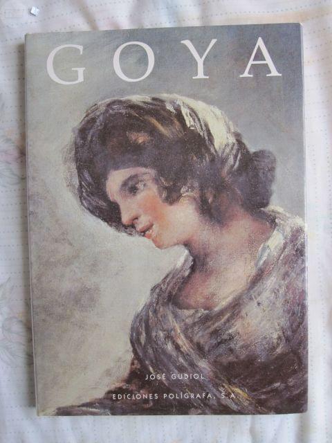 GOYA/  LIBRO EDICION LIMITADA - foto 1