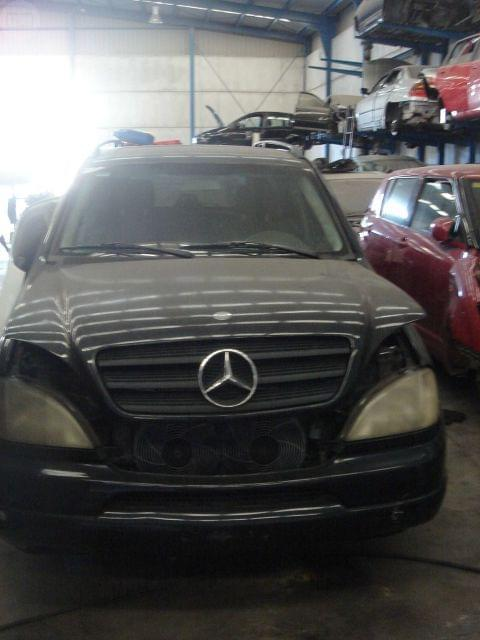 DESPIECE COMPLETO DE MERCEDES ML 320