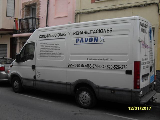 IVECO - EMPRESA DE REFORMAS - foto 1