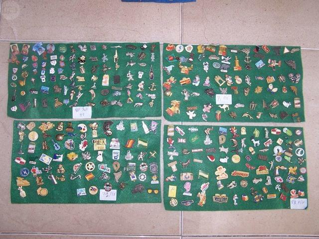 LOTE DE 1. 500 PINS - foto 4