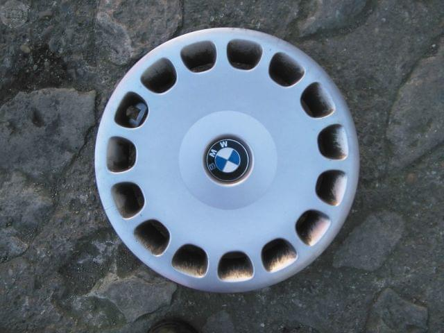 TAPACUBOS BMW RADIO 15