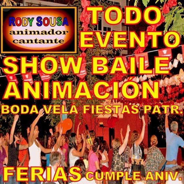 ANIMADOR FERIAS FIESTAS EVENTOS BAILES - foto 5