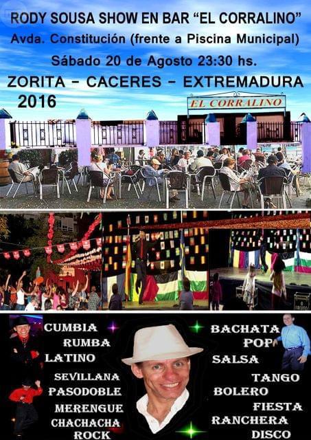 ANIMADOR FERIAS FIESTAS EVENTOS BAILES - foto 9