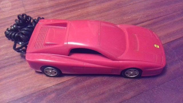 Testarrosa Ferrari Coche Telefono Telefono Coche zVqLSMUGp