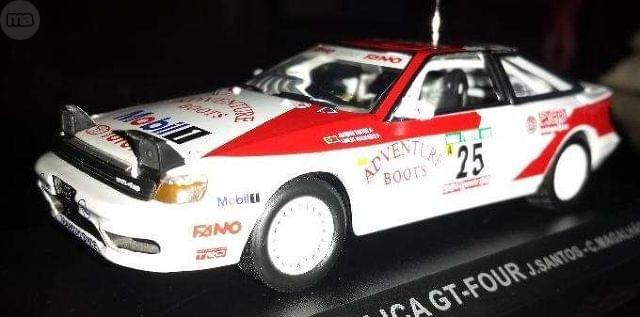 Toyota Celica Gt-Four Rallye De Portuga