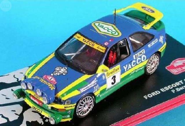 Ford Escort Cosworth Rallye De Montecarl