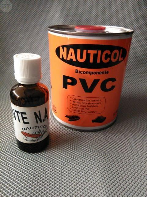 COLA NÁUTICA PVC NAUTICOL 750 ML
