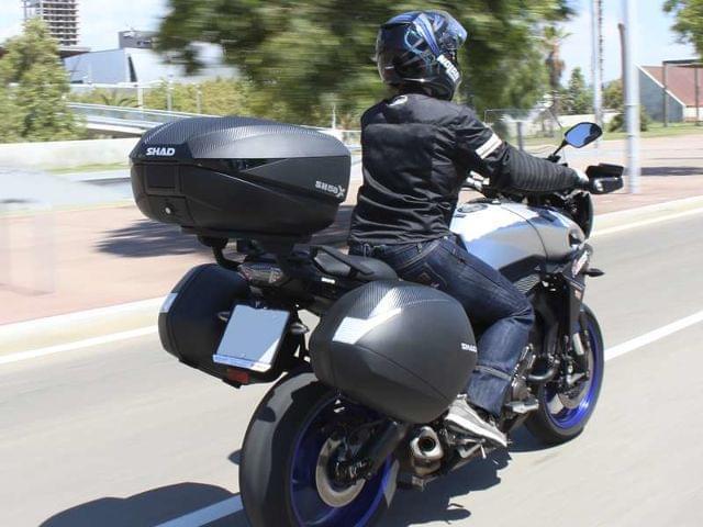 8d15ed0f MIL ANUNCIOS.COM - Baúl Expandible Moto Shad SH58X Carbono