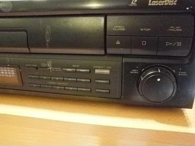 PIONEER CLD 700 S LASER CVD DVD - foto 1