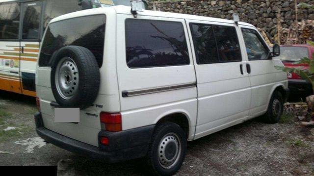 DESPIECE DE LA VW T4 MULTIVAN CARAVELLE