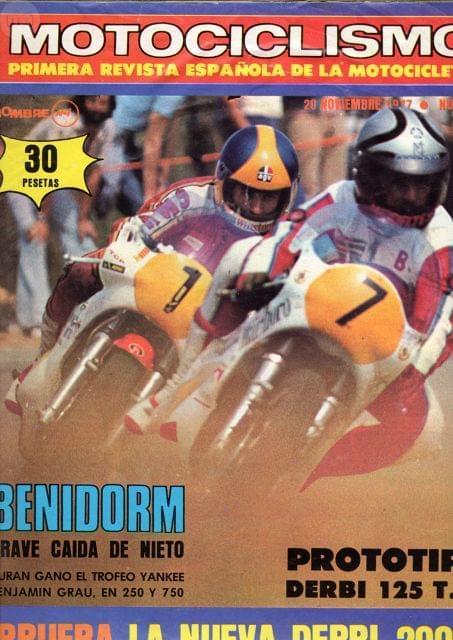 Revista Motociclismo Numero 537