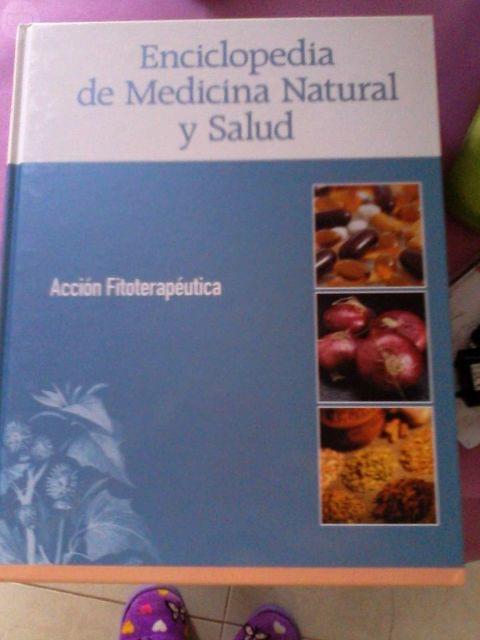 ENCICLOPEDIA MEDICINA NATURAL Y SALUD