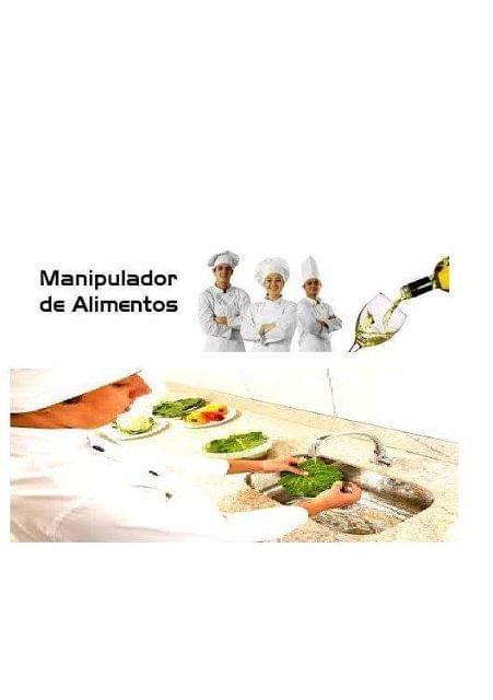 MANIPULADOR DE ALIMENTOS - foto 1