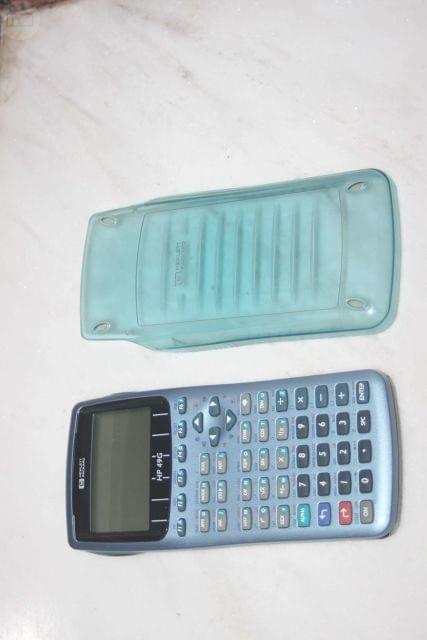 Calculadora Antigua Hp 49-G