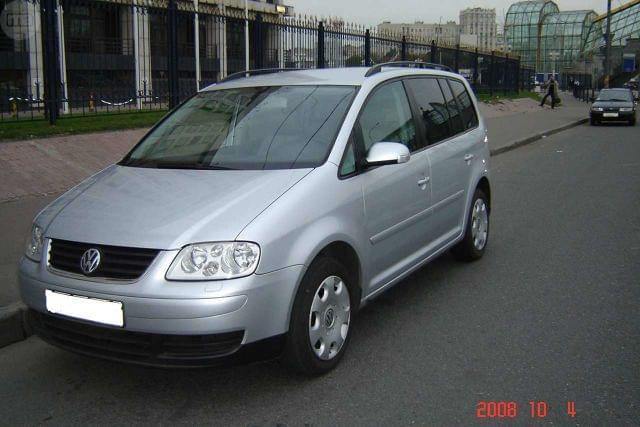 Traviesas reparación de chapa izquierda VW Touran 2003-2010