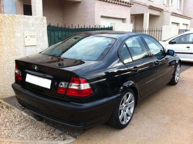 DESPIECE BMW 320D E46 150CV 204D4 DIESEL