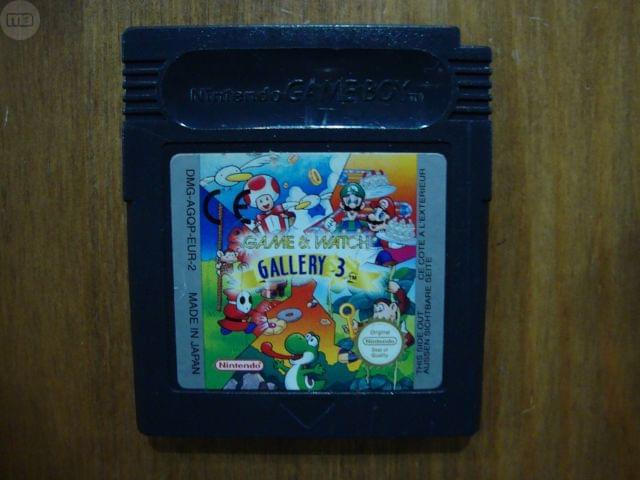 GAME WATCH GALLERY 3 GAMEBOY COLOR. 10