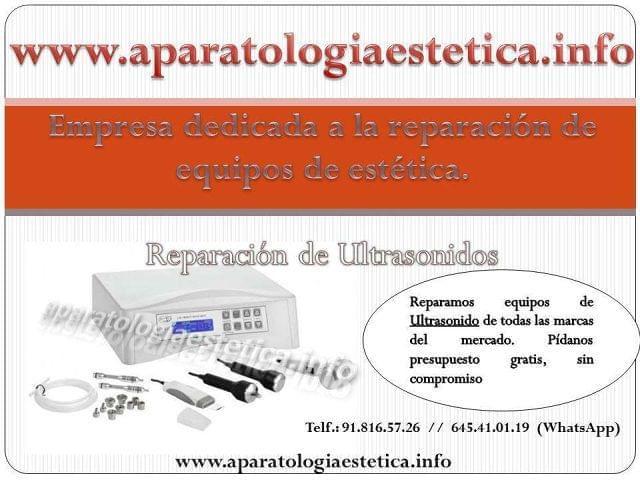 REPARACION ULTRASONIDO - foto 1
