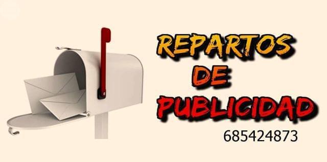 REPARTO DE PUBLICIDAD - foto 1