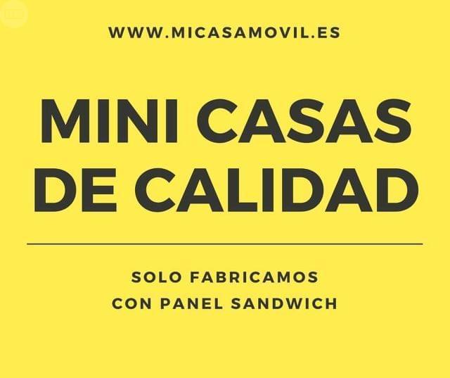 MODERNAS MINI CASAS