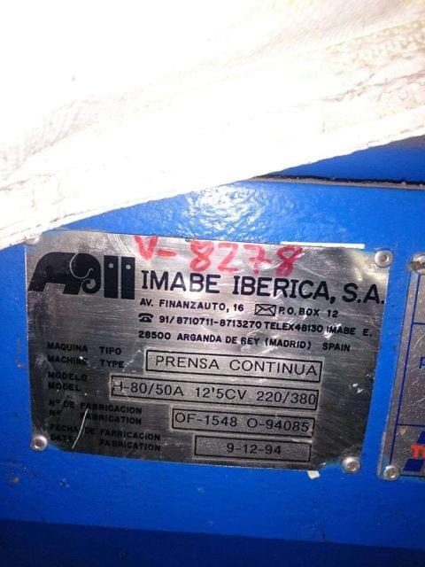 PRENSA HORIZONTAL AUTOMÁTICO - foto 2