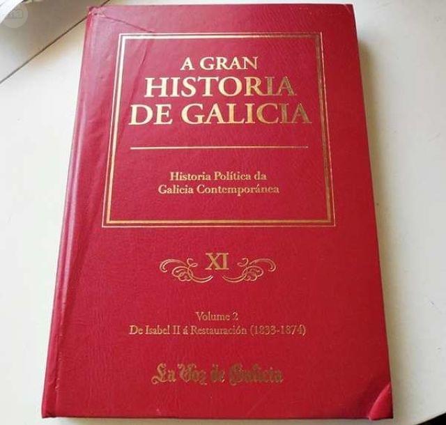 A GRAN HISTORIA DE GALICIA - foto 1