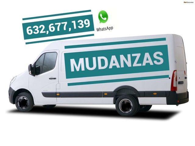 PORTES MUDANZA MUY BARATAS